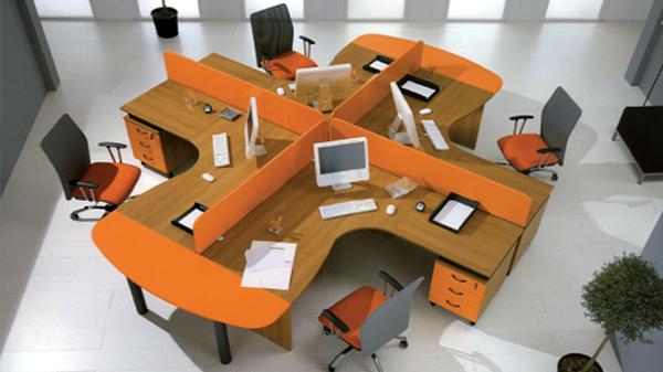 Confort & design des meubles de bureau
