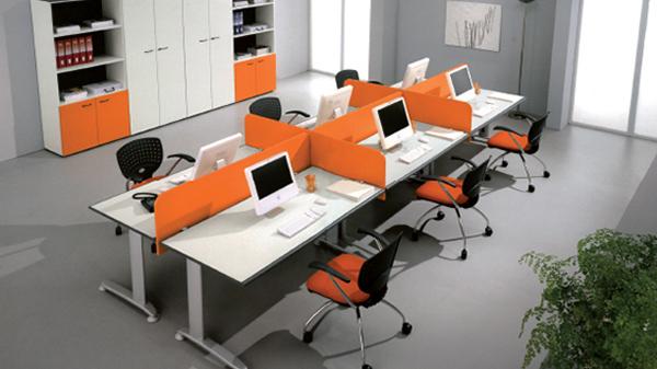 Confort design des meubles de bureau